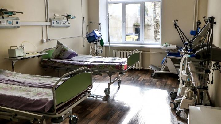 Четвертая волна заболеваемости. 100 нижегородцев с диагнозом «коронавирус» подключены к аппаратам ИВЛ