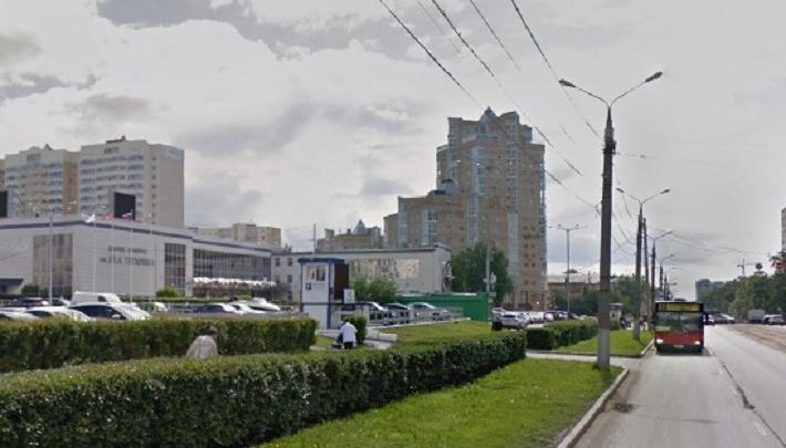 В Перми перенесли остановку «ДК имени Гагарина»