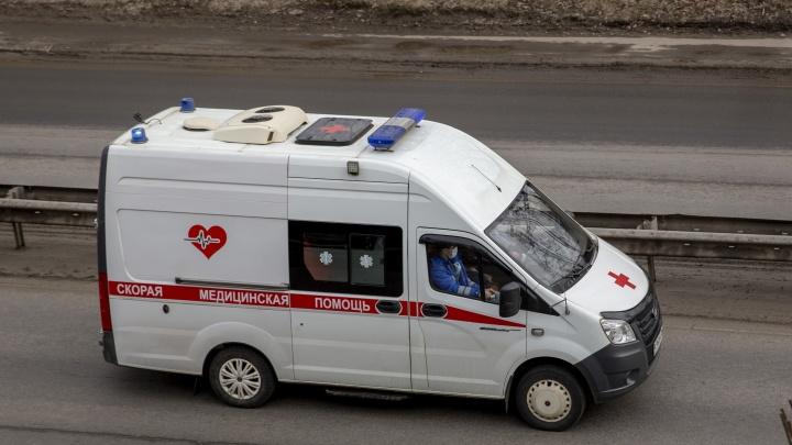 В Рыбинске 14-летний мальчик упал со здания