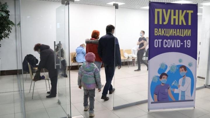 Не только в торговых центрах: где еще в Архангельской области можно привиться от COVID-19 без записи