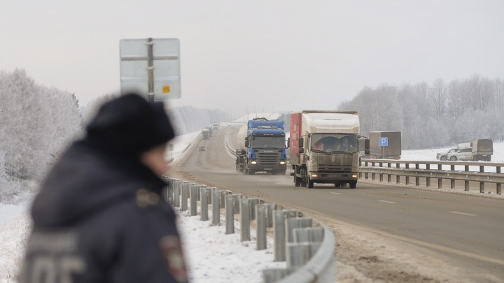 На трассе в Курганской области ограничат движение на время ремонта