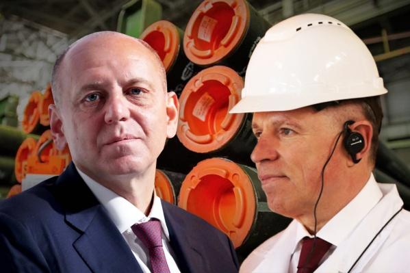 Компания Дмитрия Пумпянского получила86,54% акций ЧТПЗ, которые раньше принадлежали Андрею Комарову
