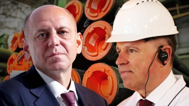 Компания миллиардера Пумпянского объявила о завершении сделки по покупке ЧТПЗ