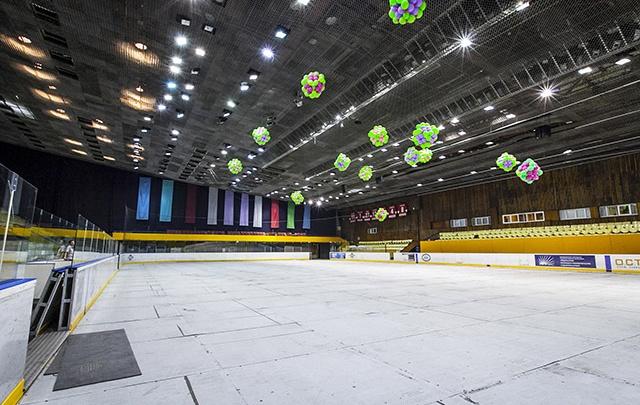 В Кургане может появиться новая ледовая арена