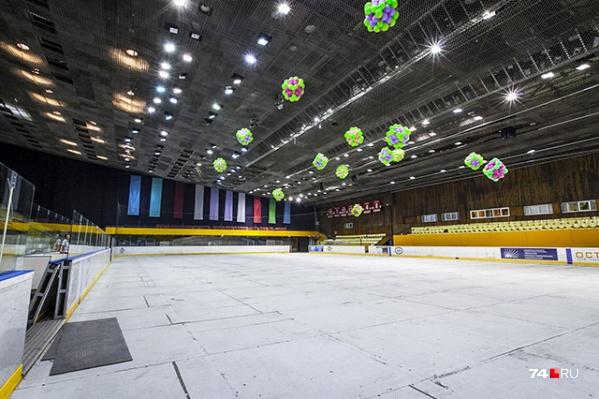 Шумков сообщил о планах строительства ледовой арены в Кургане