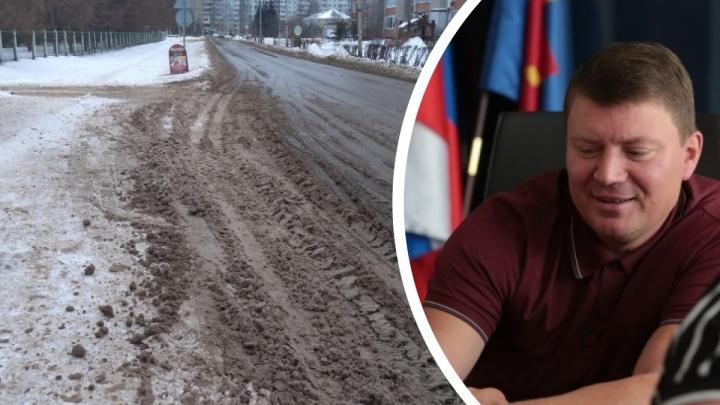 «Тему просто задурачили»: Мэр Красноярска разрешил использовать «Бионорд»