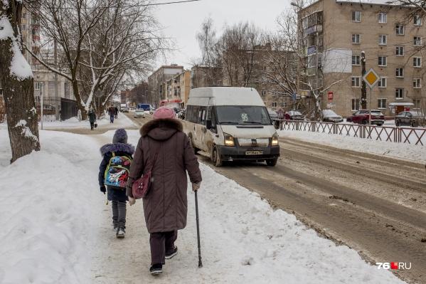 В этом году в Ярославле стартует транспортная реформа, которая избавит город от маршруток