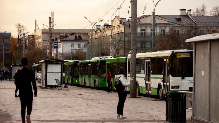 Власти снова задумались о бесплатной пересадке в автобусах для тюменцев