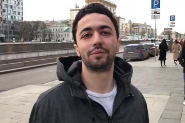 Идрак Мирзализаде получил вид на жительство в России в марте этого года