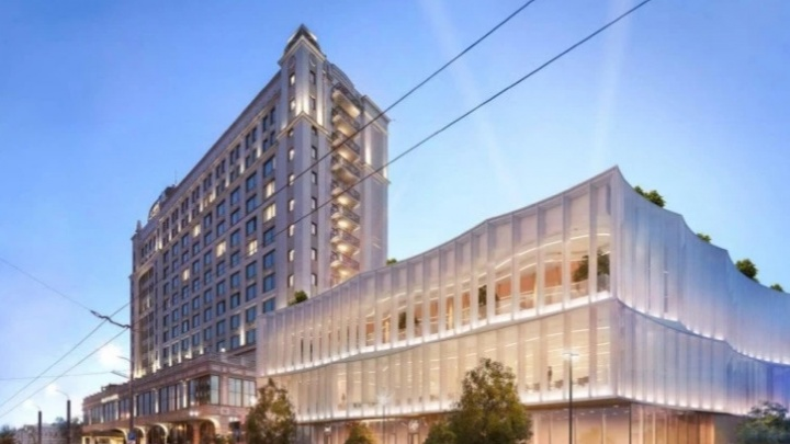 Собирайте вещи: рассказываем, когда расселят дома у гостиницы Lotte для строительства конгресс-холла