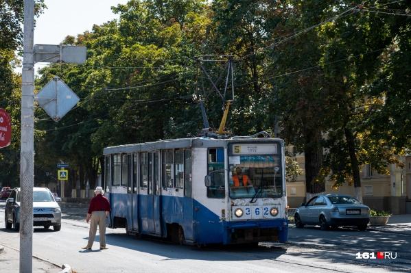 Если всё пойдет по плану, то скоро в Таганроге будут ходить новые трамваи по новым рельсам мимо обновленных домов