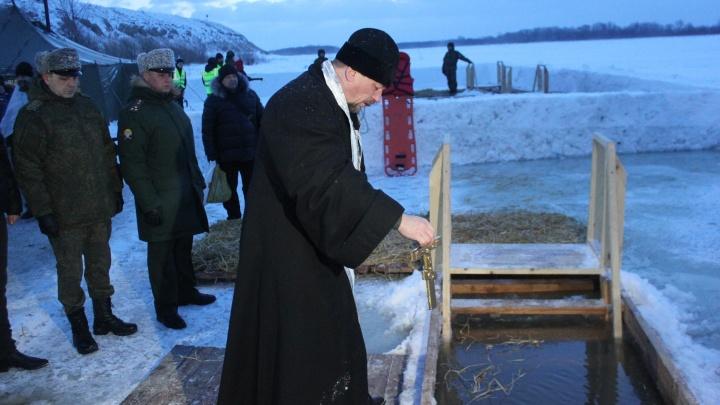 В Омской области оборудуют 18 купелей на Крещение. Показываем их на карте