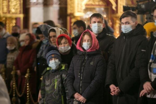 Купели запрещены, но храмы на Крещение будут работать — от прихожан требуется соблюдать масочный режим