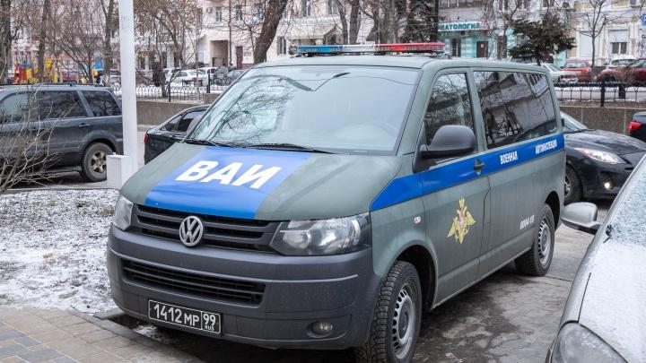 В Аксае погибли два человека в ДТП с фурой и военным автомобилем