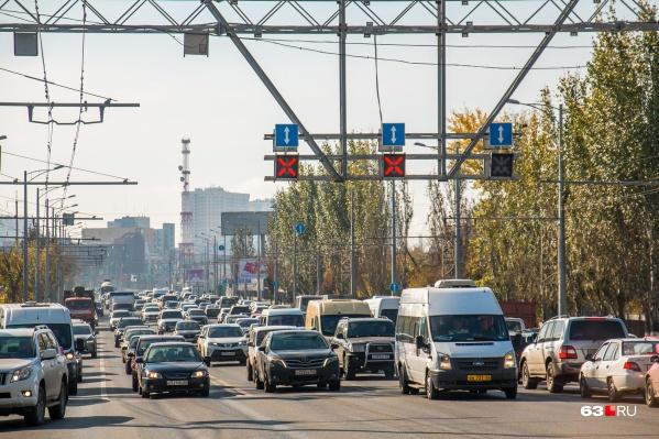 Новое покрытие должно учитывать количество машин на дороге