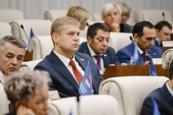 Депутаты Законодательного собрания Пермского края приняли поправку, предложенную Романом Водяновым