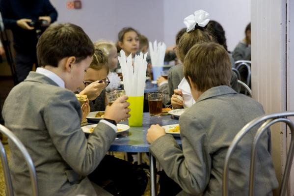 Задача инициативы — повышать качество питания в школах региона