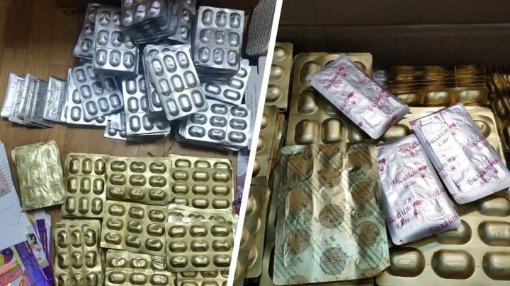 Сибирячка попала под следствие за покупку «Волшебных бобов» с сибутрамином