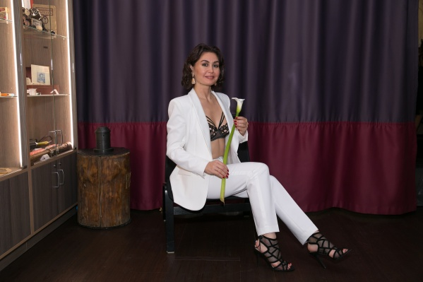 Тренер по интимным практикам Каролина Беркутова проведет в музее мастер-класс для женщин «О нём»