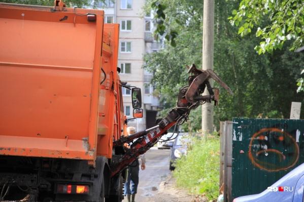 В ближайшие два года мусор из Сургута будут вывозить на временную площадку