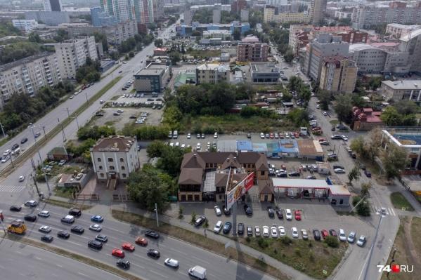 Артемий Лебедев придумал как изменить участок в центре Челябинска