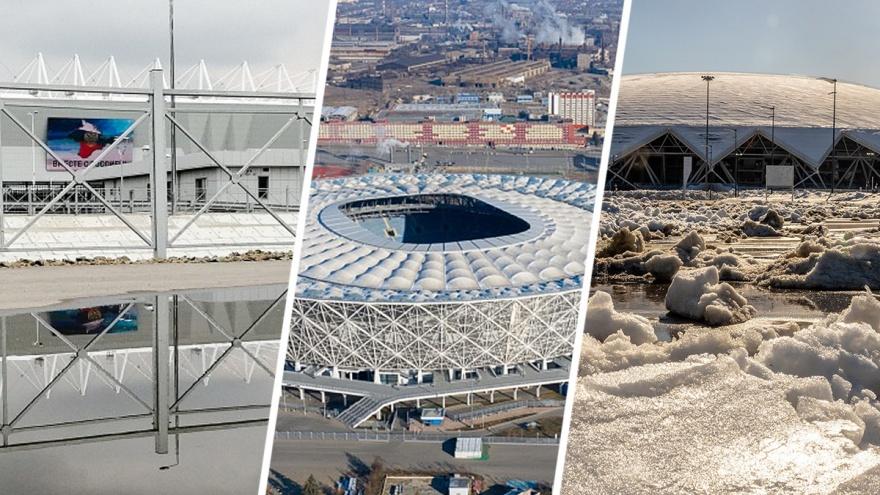 Вложили миллиарды, а стадионы не доделали: как регионы разгребают последствия мундиального аврала