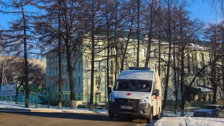 В Башкирии за новогоднюю неделю 1177 человек заразились коронавирусом