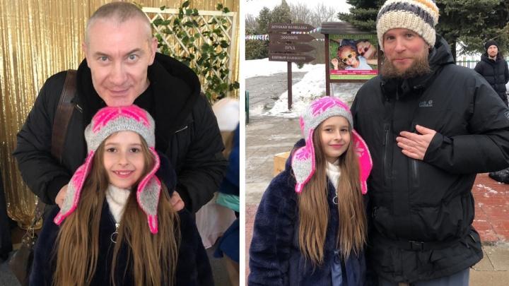 Школьница из Самары снялась в фильме, который покажут на следующие новогодние праздники