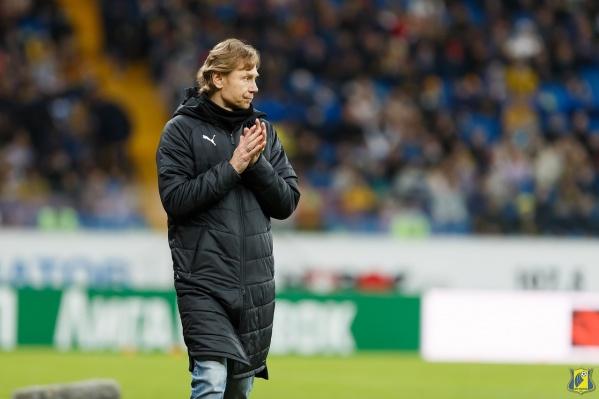 «Ростов» одержал одну победу в семи матчах