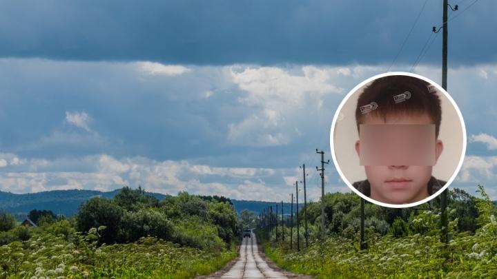 Пропавшего под Пермью 17-летнего подростка нашли мертвым