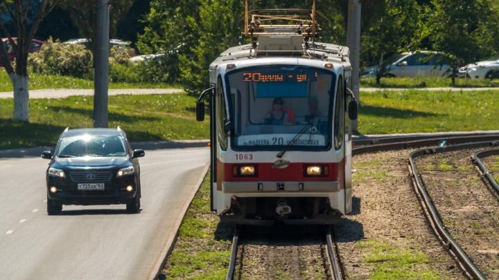 В Самаре изменятся 4 популярных маршрута трамвая