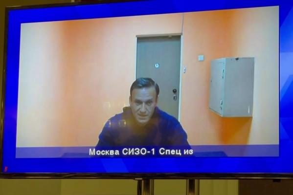 С начала прошлой недели Навальный находится в СИЗО «Матросская тишина»