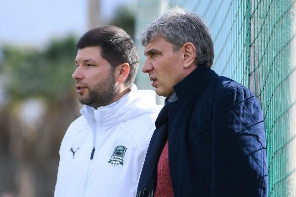 Мурад Мусаев отрицает, что Сергей Галицкий вмешивался в тренерскую деятельность и влиял на состав команды