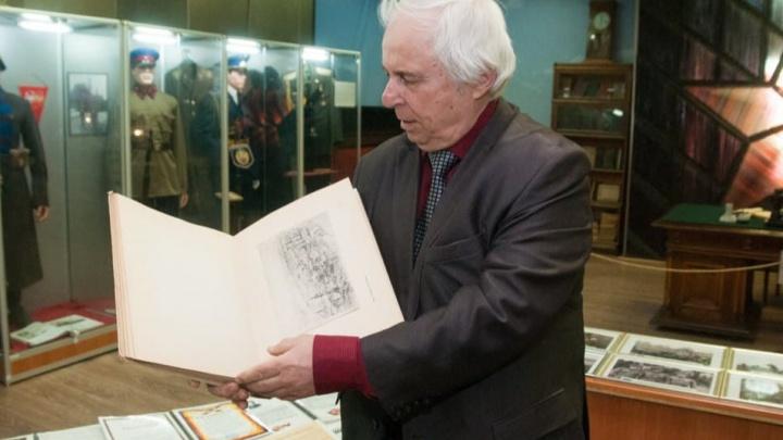 В Екатеринбурге простятся с основателем первого центра памяти Ельцина Анатолием Кирилловым