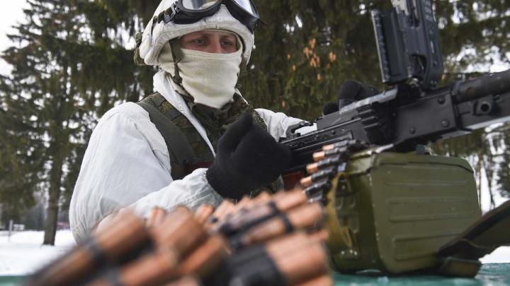 Военные ищут пулеметчиков в Екатеринбурге через сайты объявлений