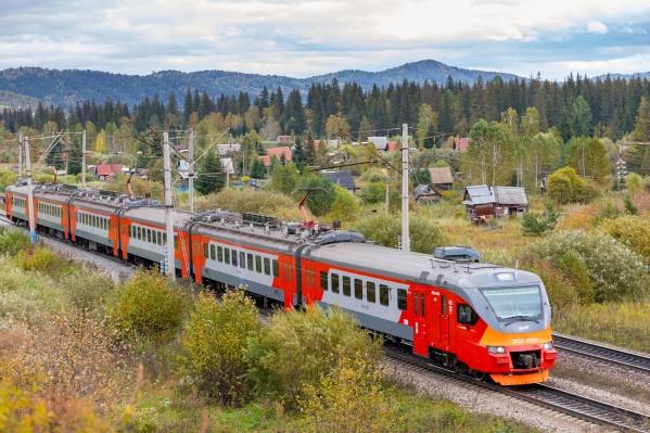Дорога от ж/д вокзала до Дивногорска занимает час