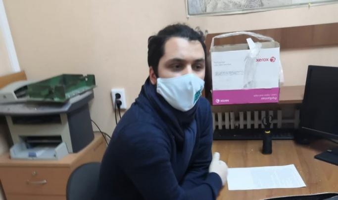 В Волгограде в очередной раз задержан координатор регионального штаба Навального