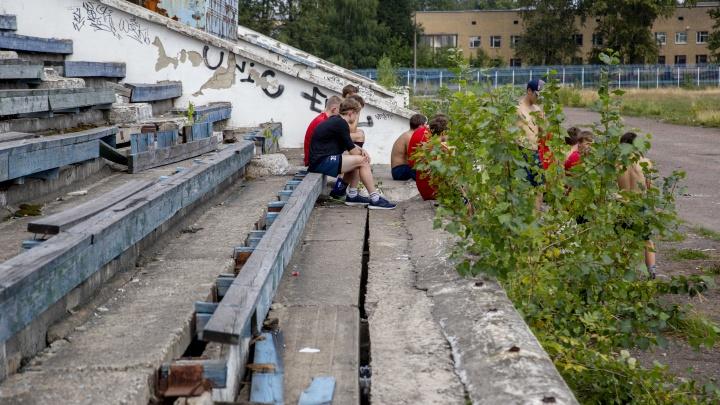 «Всё не нажретесь!»: ярославцы жестко ответили на желание бизнесмена застроить стадион домами
