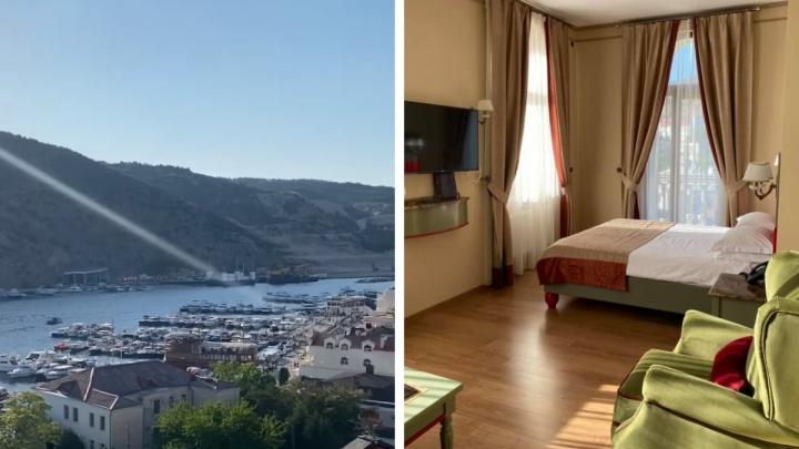 «Разрыв шаблонов про отсутствие сервиса»: ярославцы рассказали, как красиво отдохнуть в Крыму