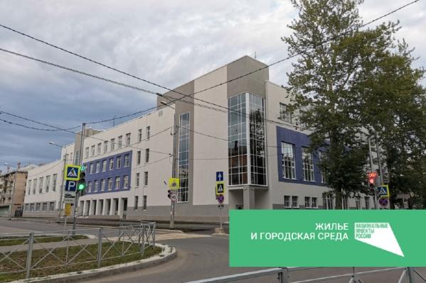 """Новый корпус школы <nobr class=""""_"""">№ 93</nobr> планируют открыть 1 сентября 2021 года"""