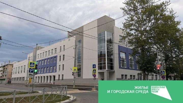 В Перми к началу учебного года откроют новый корпус школы № 93
