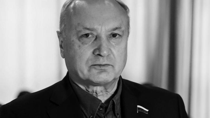 На 74-м году жизни скончался бывший мэр Красноярска Петр Пимашков