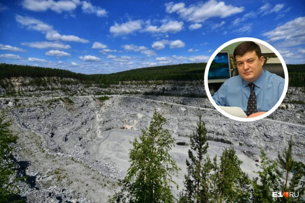 Марс Шарафулин в том числе владел Северским карьером, где добывают гранит для большинства строек Екатеринбурга