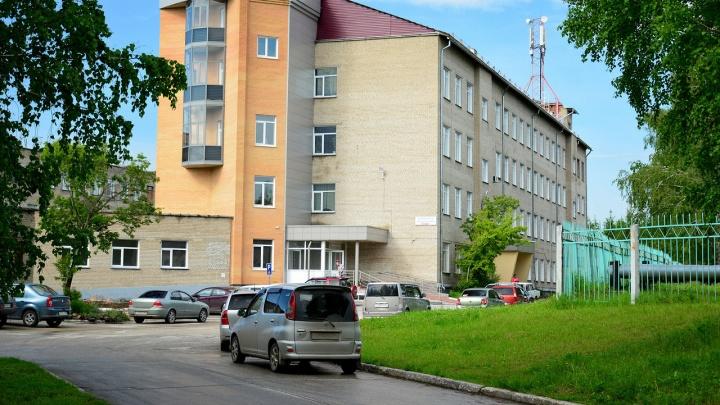 Под Новосибирском открыли еще один ковидный госпиталь