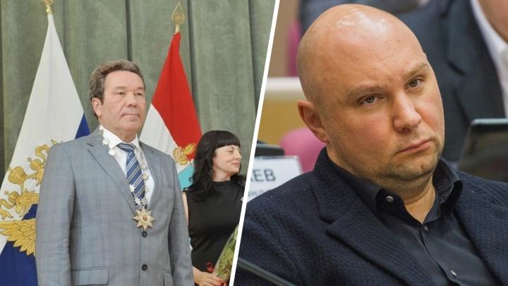 Лядин сместил Кошелева: как распределились силы в губернской думе
