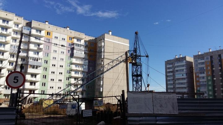 «Процедура выкупа оказалась непростой»: что происходит с долгостроем на Мартынова, который достал местных жителей