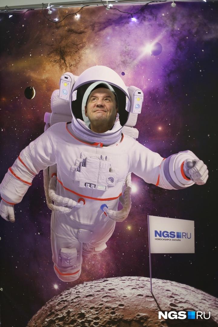 В детстве многие мечтали стать космонавтами