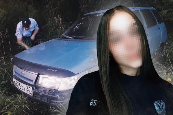 Погибшей девушке было 16 лет, ДТП произошло на старой дороге на дачи