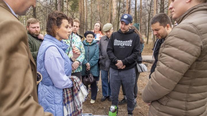 «Нас обманули с проектом Павловской рощи»: ярославцы уличили чиновников мэрии во лжи