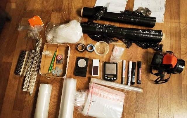 В Уфе у «влюбленной пары» в квартире нашли более 12 килограммов наркотиков